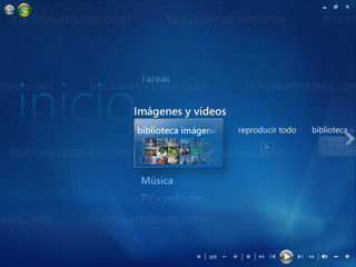 Windows Vista - Windows Media Center