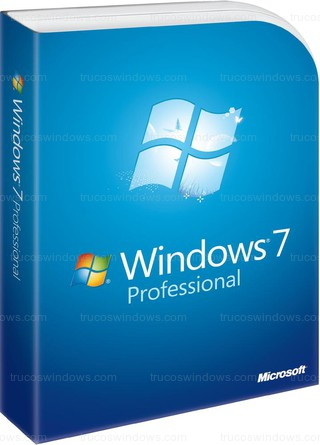 Windows 7 - Caja Windows 7 Professional