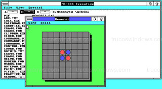 Windows 2.01 - Reversi