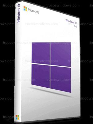 Windows 10 - Caja