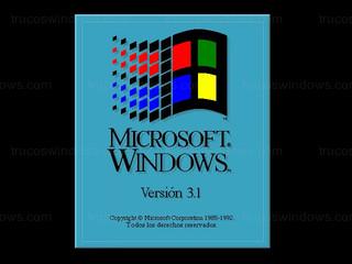 Windows 3.1 - Arranque
