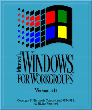 Windows for Workgroups 3.11 - Arranque