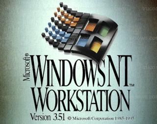 Windows NT 3.51 - Workstation