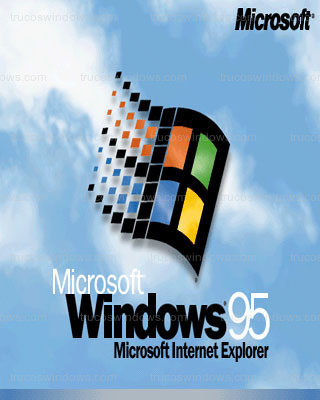Windows 95 - Arranque