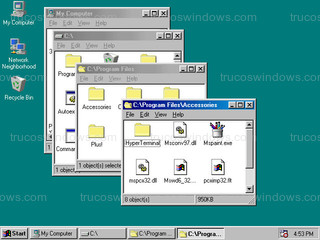 Windows 98 - Accesorios