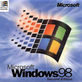 Windows 98 Second Edition - Caja