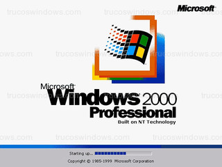 Windows 2000 - Arranque