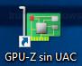 Acceso directo - Icono de GPU-Z