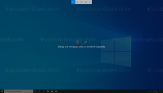 Windows 10 - Recorte y anotación