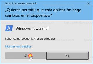 Windows 10 - PowerShell