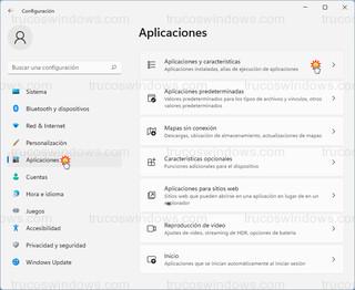Aplicaciones - Aplicaciones y características