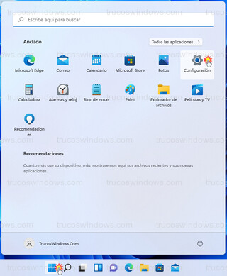 Windows 11 - Configuración