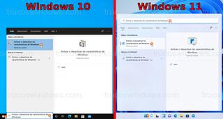 Windows - Activar o desactivar las características de Windows