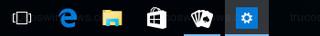 Windows 10 - Aplicaciones del escritorio virtual activo