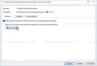 Windows 10 - Agregar cuenta con permisos