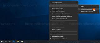 Windows 10 - Mostrar icono de búsqueda