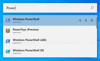 PowerToys - PowerToys Run