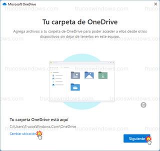 Microsoft OneDrive - Tu carpeta de OneDrive
